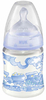 NUK 150ml PP-Bottle First Choice, Baby Blue 2012 - large image 1