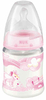 NUK 150ml PP-Bottle First Choice, Baby Rose 2012 - large image 1