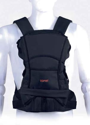 Esprit 3-Way-Carrier Babytrage, Basic Black - large image