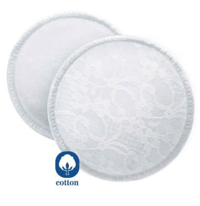 AVENT Washable Nursing Pads -  * Very environmentally friendly is the use of the AVENT washable breast pads.