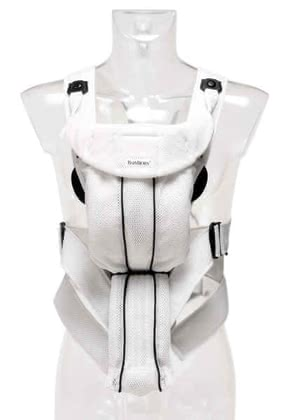 BabyBjörn Baby Carrier Synergy, White 2012 - large image