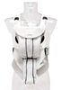 BabyBjörn Baby Carrier Synergy, White 2012 - large image 1