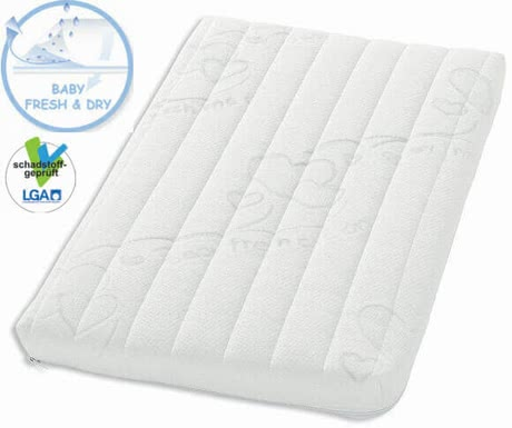 Zöllner Mattress Climatix Plus - * The Zöllner Climatix Plus mattress is characterized by its excellent support chracteristics: it is breathable, point elastic and with integrated moisture protection.
