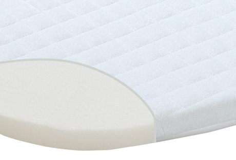 Alvi Hygienica mattress - * The Alvi mattress Hygienica is equipped with a detachable terrycloth-cover, provides optimum reclining comfort and is available in different sizes