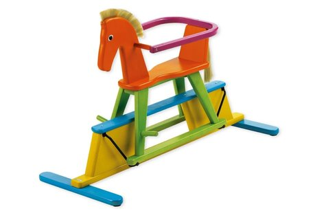 Geuther Rocking Horse Swingly Star - * Geuther rocking horse Star – This rocking horse brings fun and supports the movement.