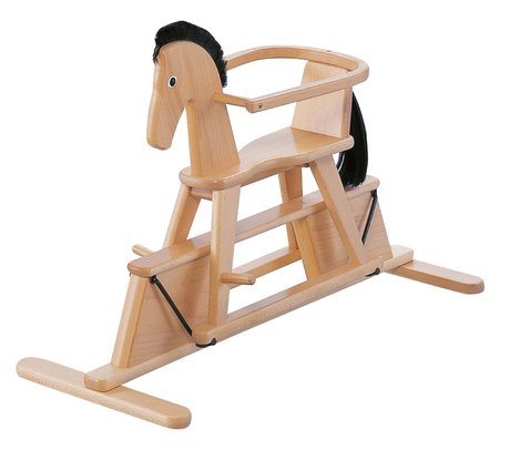 Geuther Swingly rocking horse STERN Natur 2017 - large image