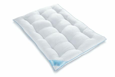 "Zöllner Duvet ""Hygienika"" -  * The Zöllner quilt Hygienika is suitable for house dust mite allergy sufferers and breathable"