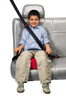 Chicco Quasar Plus Child Car Seat, Moon - large image 2