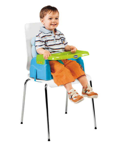 Chicco Mr Party Booster Seat Orange Buy At Kidsroom