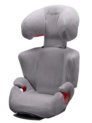 Maxi-Cosi Summer cover for child car seat Rodi XR/ XP/ AP Cool Grey - large image