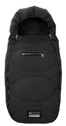 Quinny footmuff for Freestyle 3XL Comfort 2011, Black - large image