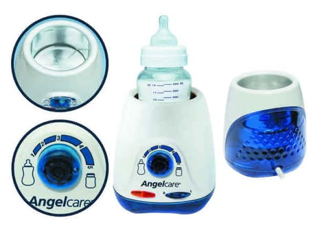 "Baby food and bottle warmer ""Angelcare"" 2015 - large image"