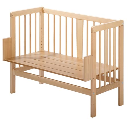 Alvi Co-Sleeping Bed -  * The Alvi mounatable crib is the perfect solution to be your little angel always reassuring close. * With adjustable angle the Alvi mountable crib is adjustable to any bed.