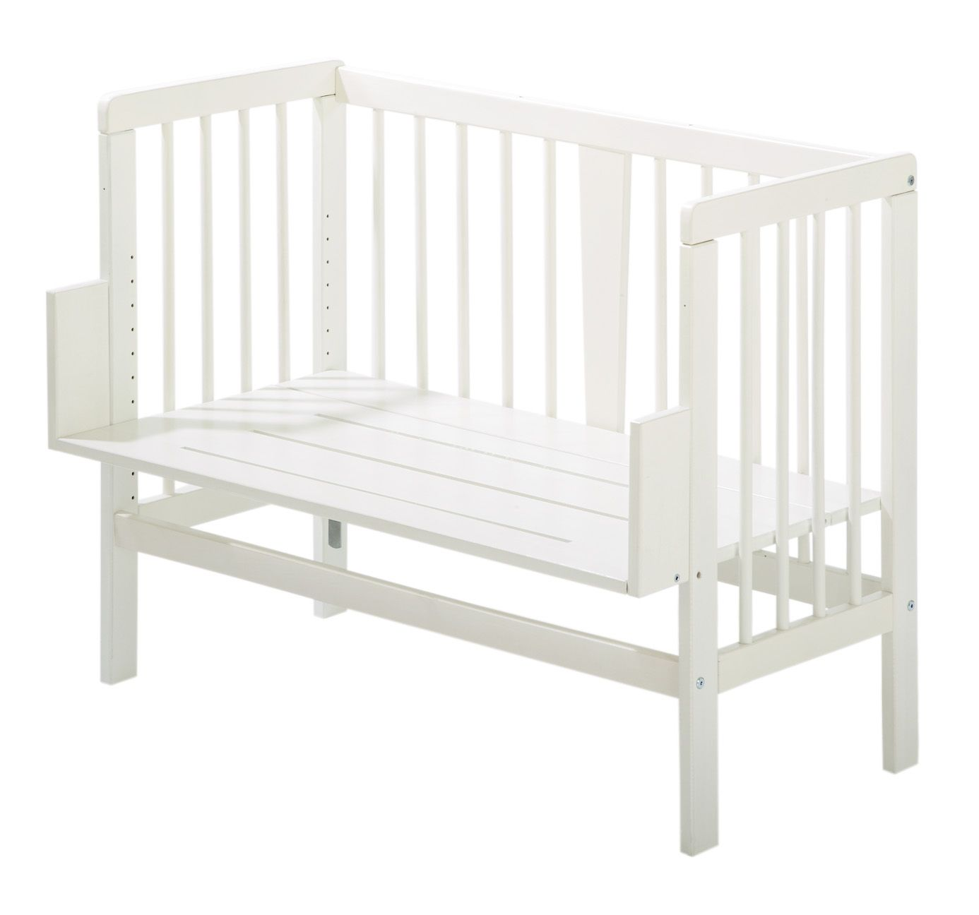 alvi co sleeper cot buy at kidsroom living sleeping. Black Bedroom Furniture Sets. Home Design Ideas