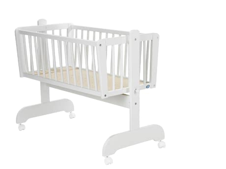 Alvi Cradle Sina -  * This modern classic is the perfect sleeping place for babies from birth and up.