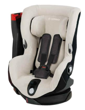 Maxi Cosi  Summer Cover  for car seat Axiss, Cream - large image