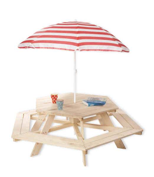 pinolino sonnenschirm strandschirm sunny buy at kidsroom. Black Bedroom Furniture Sets. Home Design Ideas
