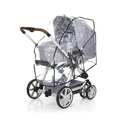 ABC-Design Rain Cover Multi - * You and your baby will be well equipped to cope with all weathers