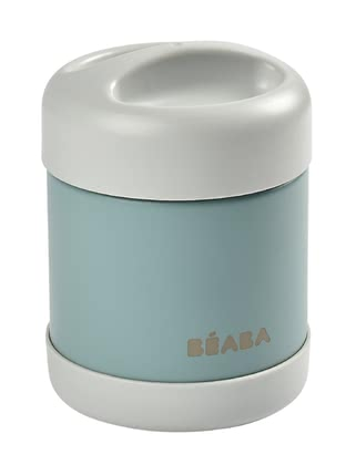 Béaba Thermo-Portion -  * Baby food for on the go. The practical thermo-portion by Béaba is the ideal solution to feed your baby when being out and about or when travelling.