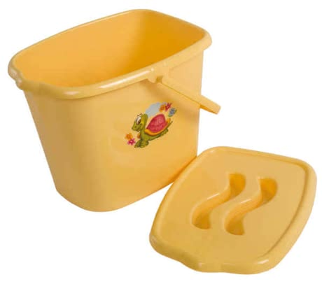 Bieco diaper bucket turtle, yellow 2016 - large image
