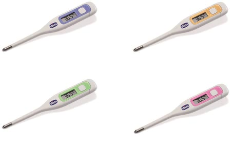 Chicco Digital Thermometer 2015 - large image