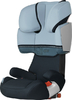 CYBEX Solution X-fix, Navy - blue/ dark blue - large image 1