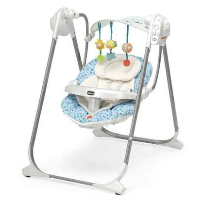 Chicco Babyschaukel Polly Swing Up, Sea Dreams - large image