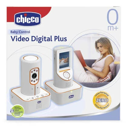 Chicco Baby Control Video Digital Plus - large image