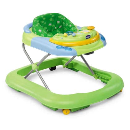 Chicco DJ Baby Walker, Water Lily - large image