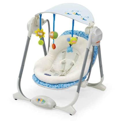 Chicco Polly Swing, Sea Dreams - large image
