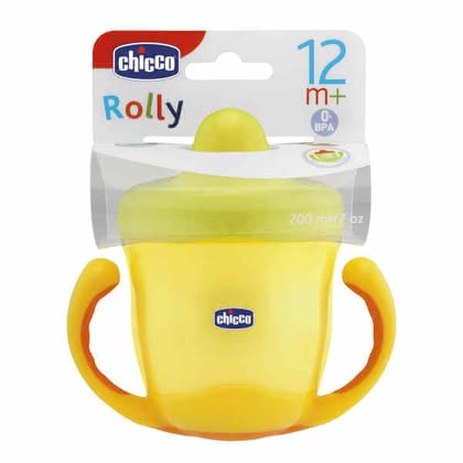 Chicco Cup ROLLY, 0% BPA, 12m+ - large image