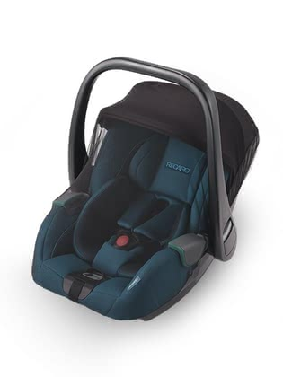 Recaro Mosquito net for Privia - * The practical mosquito net for their Recaro Young Profi Plus and Privia baby car seats, protects your baby from mosquitos and other insects.