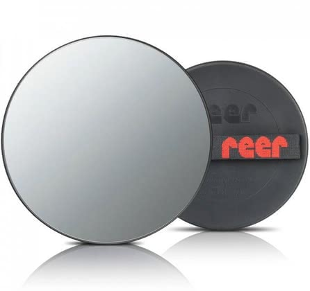 "Reer Safety Mirror ""Safetyview"" -  * Thanks to the safety mirror ""Safetyview"" by Reer you can keep an eye on both your child and the traffic."