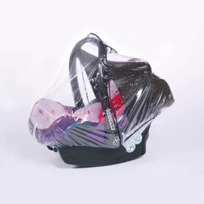 Rain cover for infant carrier 2014 - large image