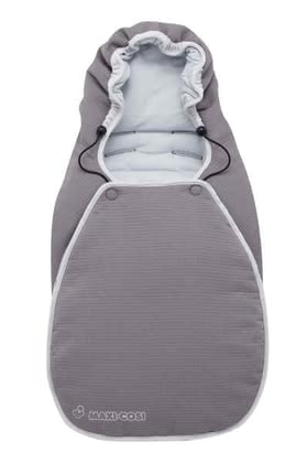 Maxi Cosi footmuff for Baby car seat Cabrio 2011, Steel Grey - large image