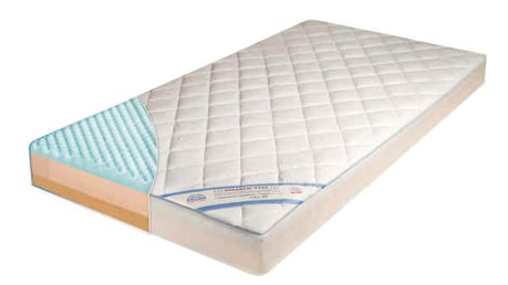 Zöllner Mattress Dr. Lübbe Air Comfort - * The Zöllner mattress Dr. Lübbe Air Comfort supports the body of your lttle darling and ensures a healthy sleep