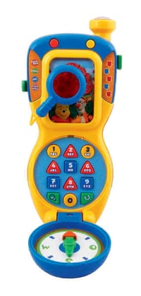VTech Winnie Puuh Entdecker Handy - large image