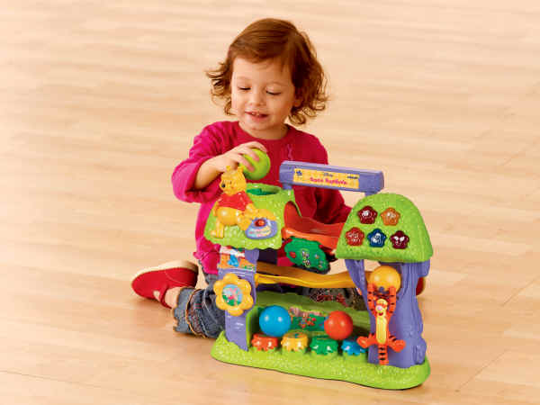 Vtech Winnie Puuh Colorful Ball Track 2014 Buy At