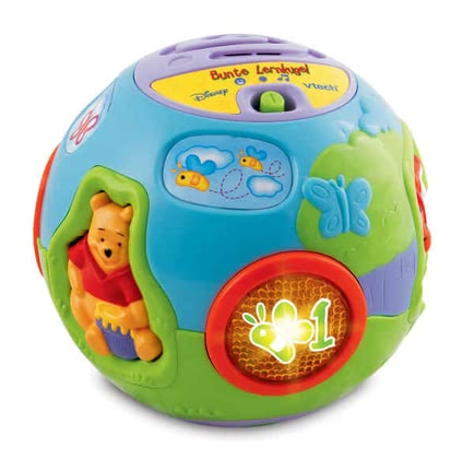 VTech Winnie the Pooh Roll & Learn Ball 2016 - large image
