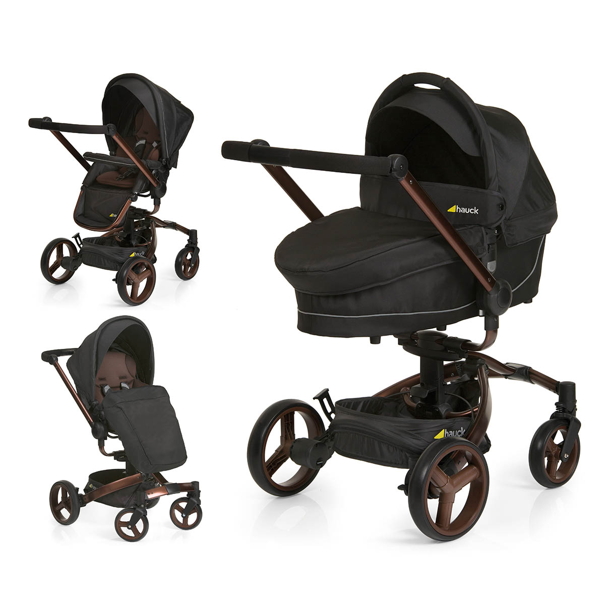 hauck twister duo set buy at kidsroom strollers. Black Bedroom Furniture Sets. Home Design Ideas