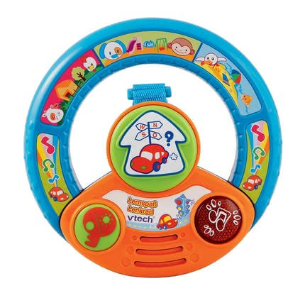 VTech Spin & Explore steering wheel 2016 - large image
