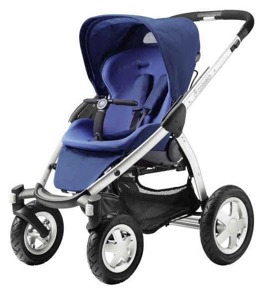 maxi cosi mura 4 kinderwagen 2011 deep blue buy at kidsroom. Black Bedroom Furniture Sets. Home Design Ideas