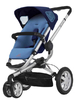 Quinny BUZZ 3 Kinderwagen 2011, Electric Blue - large image 1