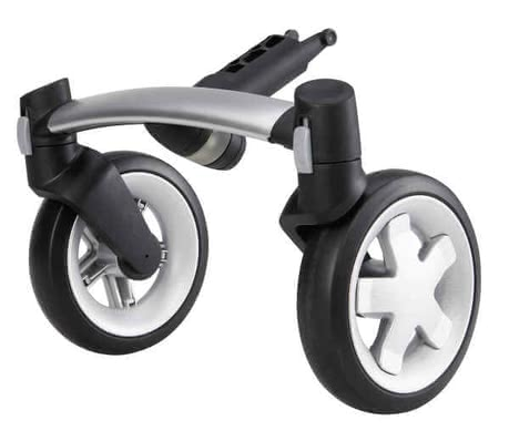 Quinny BUZZ 4 front-wheel-unit - large image