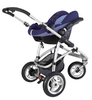 Quinny Speedi SX Kinderwagen 2011, Royal - large image 3