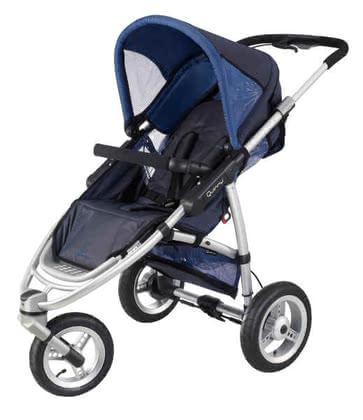 Quinny Speedi SX Kinderwagen 2011, Royal - large image