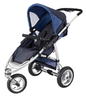 Quinny Speedi SX Kinderwagen 2011, Royal - large image 1