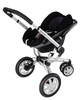 Quinny BUZZ 3 Kinderwagen 2011, Brown Boost + Dreami - large image 4