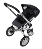 Quinny BUZZ 3 Kinderwagen 2011, Electric Blue + Dreami - large image 2