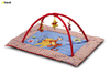 Hauck Activity Center 2 in 1, Pooh lets be Friends red - large image 2